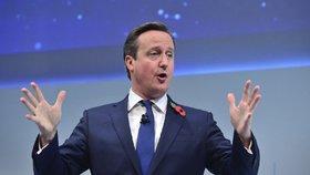 """Na Sýrii! velí britský premiér Cameron. """"Bombardujme ISIS, jen řeči nic neřeší"""""""