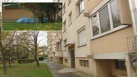 Marek (†15) skočil z okna, rodina se do bytovky přestěhovala teprve nedávno