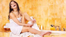 Jak vybavit koupelnu tak, abyste se v ní cítili pohodlně?