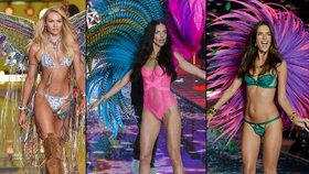 Andílci Victoria's Secret: Které krásky jsou ještě k mání?