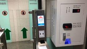 Hezčí záchody v metru: Dopravní podnik do modernizace investuje 57 milionů