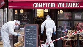 Přehledně: Co zatím víme o teroristických útocích v Paříži?