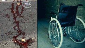 Bídné krysy z ISIS střílely v pařížském klubu do vozíčkářů!