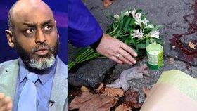 Šéf českých muslimů: Nevěřím, že za útoky v Paříži je Islámský stát
