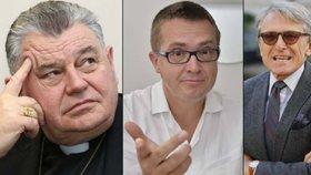 Duka, Šmucler a Robejšek reagují na Paříž: Slova o válce a zoufale slabých vládách Evropy