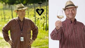 Vinaři nemají peníze? Diváci se baví tím, že herci nosí už rok stejné oblečení!