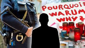 Prorok, či komplic? Němci vyslýchají migranta, který předpověděl teror v Paříži
