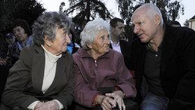 Lidická žena přežila koncentrační tábor. Zemřela 17. listopadu v 91 letech