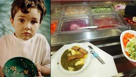 Budou nemocné děti o hladu? Jídelny jim odmítají vařit, kvůli ministerstvu