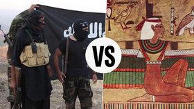 Není ISIS jako ISIS. Knihkupectví v egyptském stylu to odneslo za teroristy