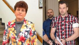 Drsná soudkyně z kauzy Petra K. Renata Gilová kosí obžalované: Polák (41) se rozklepal a přiznal