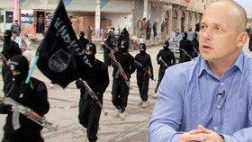 """""""Teroristy v Evropě podceňujeme."""" Český expert radí Kurdům v boji s ISIS"""