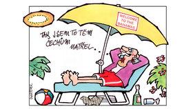 Osvěta, nebo agitka? Babišův tým nutí lidem účtenky v komiksu o Daňku Krátilovi