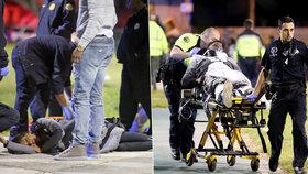Stříleli do lidí, kteří točili hudební video. Nejméně 16 zraněných v New Orleans