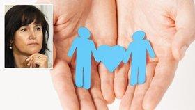 Děti homosexuálních párů trápí nejistota: Zákon o osvojení se opět odsouvá