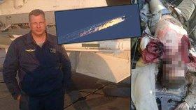 Mrtvý pilot ze sestřelené stíhačky se vrací domů. Turecko předá Rusku tělo