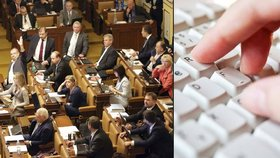 """Státní podniky se částečně """"ulijí"""" ze zveřejňování smluv, odklepli poslanci"""