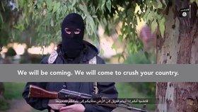 """ISIS opět pohrozil Francii: """"Přijdeme a zničíme vaši zemi!"""""""