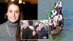 """V Itálii pohřbili oběť pařížských útoků: """"Jako by to byla naše dcera,"""" smutnili muslimové"""