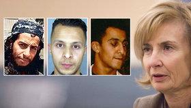Starostka Molenbeeku měsíc před útoky v Paříži: Měla seznam teroristů a nic neudělala