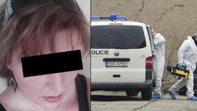 Mohli zabránit vraždě a sebevraždě? Policie vyjížděla kvůli domácímu násilí do domu Petry opakovaně