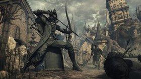 Deformované zrůdy vám půjdou po krku! Recenze herní temnoty Bloodborne: The Old Hunters