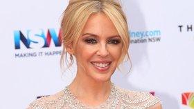 Nestárnoucí Kylie Minogue má nového přítele a CD