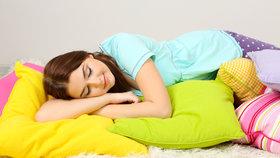 Princezna na hrášku: Poradíme vám, jak usnout i bez prášků!