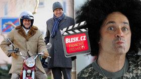 Čtvrteční filmové premiéry: Blíží se Vánoce a s nimi Vánoční Kameňák!