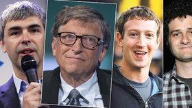 16 miliardářů, kteří svým dětem neodkážou majetek: Vše rozdáme charitě