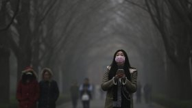 Nemůžeme dýchat, plaťte: Čína chce od firem odškodnění za smog