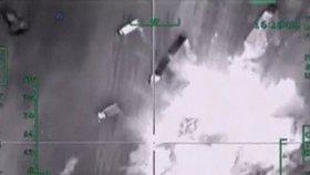 Odveta za palbu v pohraničí: Zabili jsme 55 členů ISIS, tvrdí turečtí letci