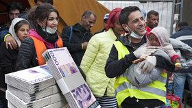 Norové vyplácí uprchlíky. Letenku pryč jim dají zdarma, přidají čtvrt milionu