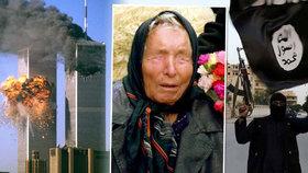 Přichází konec Evropy. Hlavním městem ISIS se stane Řím! Vědma Baba Vanga už předpověděla 11. září, tsunami i Fukušimu