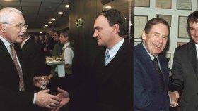 """Grossův přítel a tajemství uhlobarona: """"Dali jsme půl miliardy lobbistům"""""""