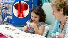 Poškození ledvin u dětí? Můžou za to chipsy, fastfoody i záněty močových cest