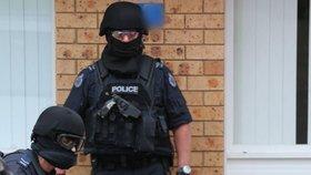 V Austrálii chytili muže, kteří chystali teroristický útok. Jednomu je 15 let