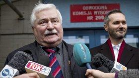 Bývalý prezident Walesa: Na exagenta KGB Putina pozor, Rusko ale potřebuje pomoct