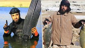 Islámský stát, země zaslíbená? Džihádisté lákají bojovníky na rybaření a potápění