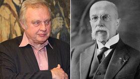Ransdorf se přirovnal k Masarykovi a vzpomněl antisemitskou hilsneriádu