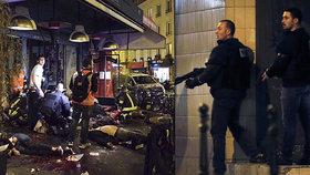 Šlapali jsme v Bataclanu po tělech, klouzali po krvi - jinak to nešlo, vypráví policista