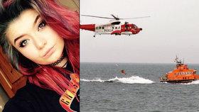 Dvojité neštěstí: Skautka (†14) spadla z útesu a poté se záchranářům utrhla z lana!