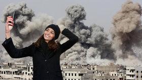 Extrémní cestovka Asad Tour: Rusové chystají zájezdy na syrskou frontu