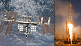 Problémy na vesmírné stanici ISS: Došlo na ruční manévry