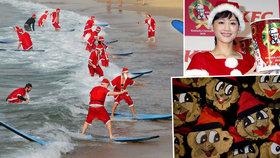 Svátky, jak je neznáte! Nejdivnější vánoční tradice z celého světa