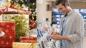 Češi začali nakupovat vánoční dárky. Chtějí elektroniku i retro