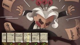 Beethoven hrdinou hudebního komiksu: Google slaví 245. výročí narození skladatele Doodlem