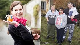 Rodina přišla před Vánoci o střechu nad hlavou: Královna marmelády jim nabídla svůj dům, starosta ani neodepsal