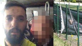 Uřízl hlavu svému šéfovi a pak se s ní fotil! Terorista z ISIS se ve vazbě oběsil
