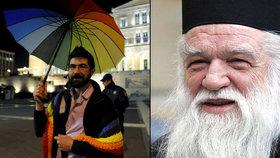 Pravoslavná církev hřmí, gayové se radují. Řecko kývlo registrovanému partnerství